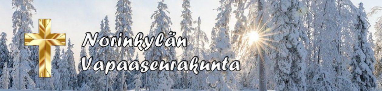 Etusivu – Norinkylän vapaaseurakunta